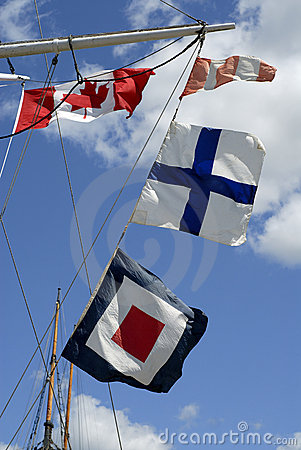 Ships Signal Flags