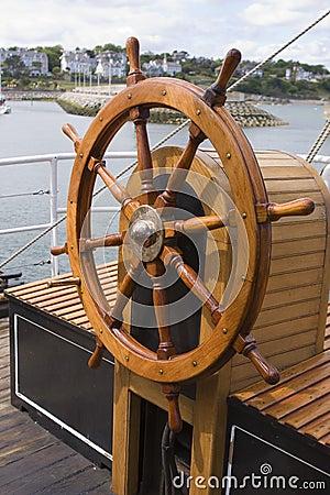 The ships wheel