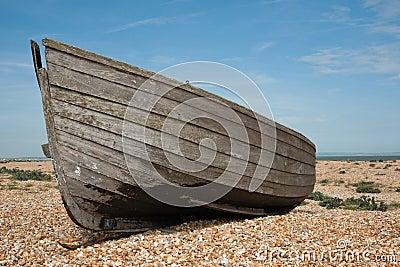 Shipwreck, horizontal