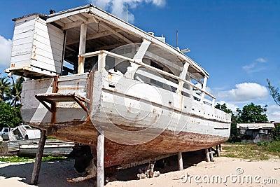 Shipyard Antalaha