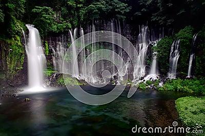 Shiraito-falls