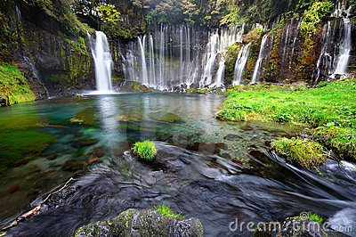 Shiraito Falls Karuizawa Stock Photo | Getty Images