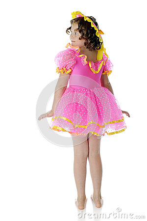 Shirley Temple Impersonator