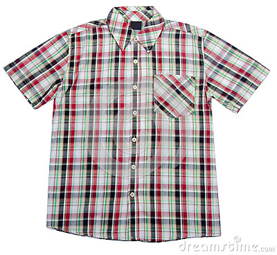 Shirt, kids shirt on background.