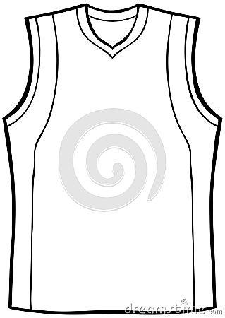 Sleeveless T Shirt Clipart