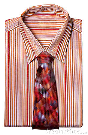 Free Shirt With A Tie Stock Photos - 2948013
