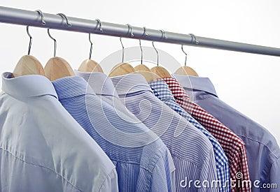 Shirts hanger