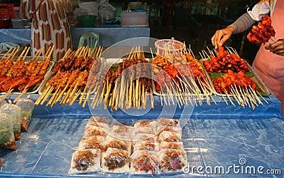 Shish Kebab Market