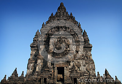 The Shiva from Prambanan Temple
