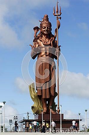 Shiva s statue 2