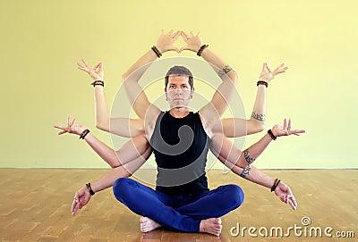 Shiva shakti jogi