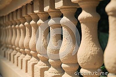 Shizhu hand railings