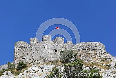 Shkoder fortress