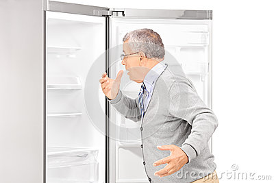 looking in the fridge and finding Video: where to find the model number on your refrigerator - repair help from  repaircliniccom 800-269-2609.