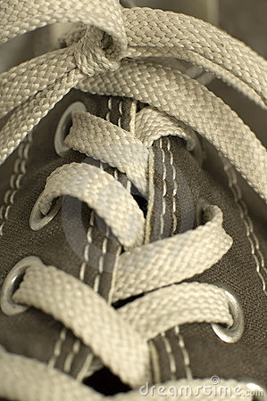 Shoe Detail Royalty Free Stock Images - Image: 9897139