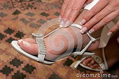 Shoe Fingers