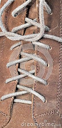 Shoe lace macro