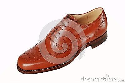 Shoe leather