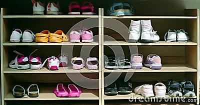 Shoe Rack School Indonesia