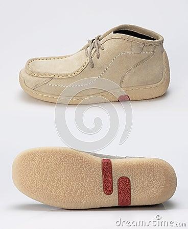 Shoe & sole