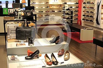 Shoe store Editorial Photography