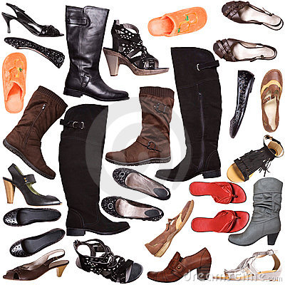 Free Shoes Royalty Free Stock Photos - 19942398