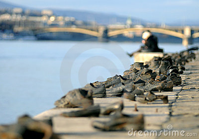 Shoes in Budapest