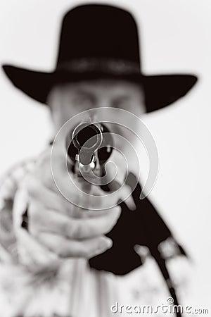 Free Shooter Royalty Free Stock Photo - 1960185