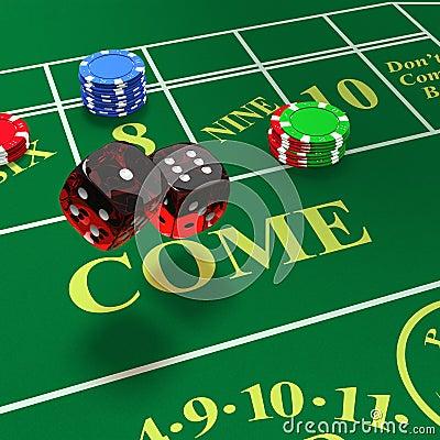 Marietta poker table