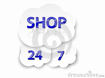 Shop 24h 7