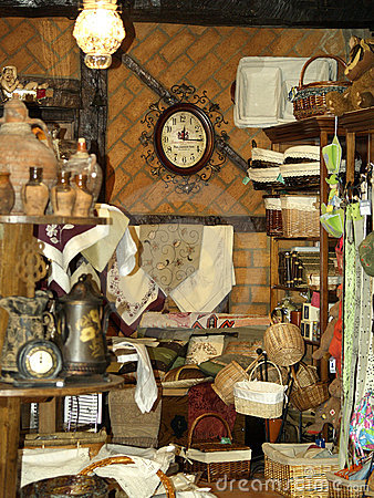 Shop for antiques