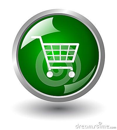 Shop basket button