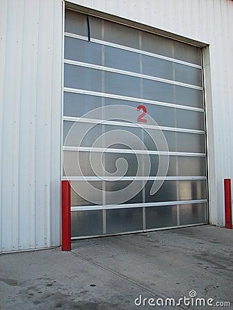 Shop Bay Door