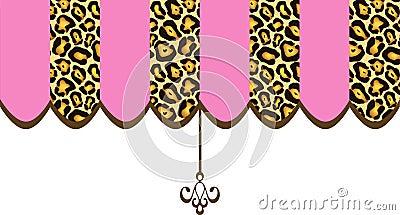 Shop Canopy Pink Leopard