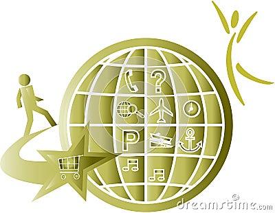 Shop symbol