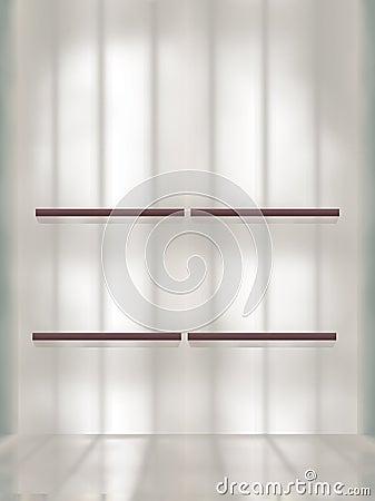 Shop-window