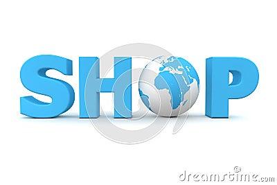 Shop World Blue