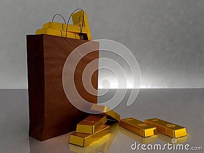 Shop yourself rich