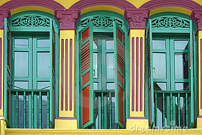 Shophouse Shutters