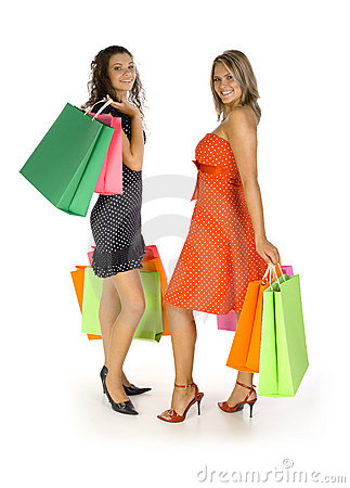 Shoppa för flickor