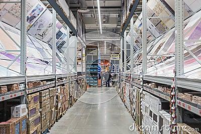 Butikskedjor för detaljhandel