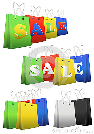 Shopper sale