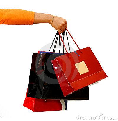 Free Shopping Royalty Free Stock Photos - 122828