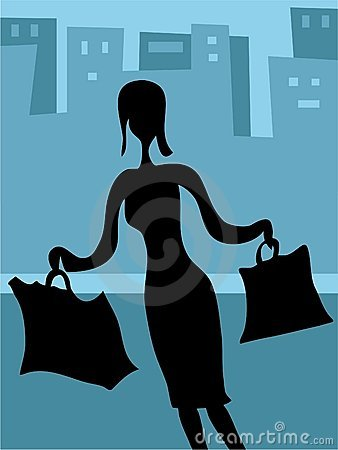Free Shopping Royalty Free Stock Photography - 129847