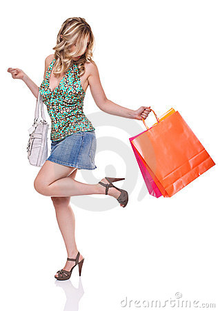 Shopping Stock Images - Image: 20165484