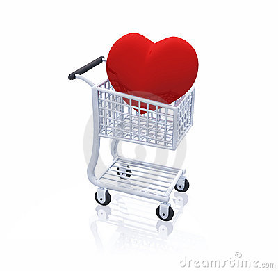 Free Shopping 4 Love 02 Stock Images - 17872354