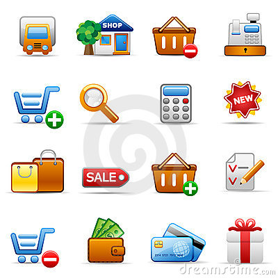 Free Shopping Royalty Free Stock Photos - 9877888