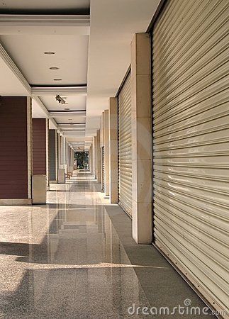 Free Shopping Arcade Stock Images - 1908044