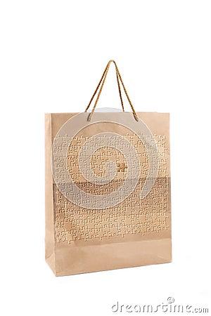 Free Shopping Bag Royalty Free Stock Photo - 10789255