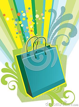 Free Shopping Bag Stock Images - 16068324